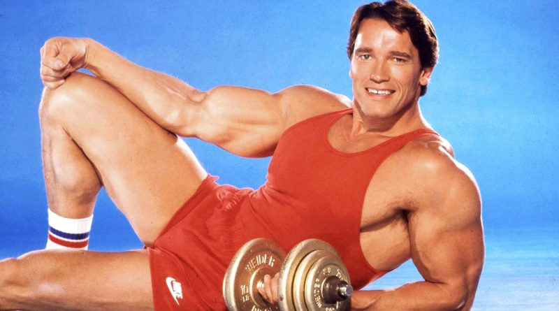 Apredendo com mestre Arnold Schwarzenegger